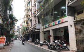 Mặt phố Nguyễn Trường Tộ, 65m Mặt tiền 4,8m, vị trí nhất phố, Tiện kinh doanh, 25.5 tỷ.