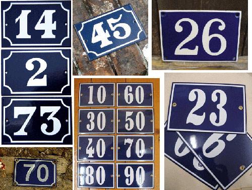 quy định về nguyên tắc Cách đánh số nhà