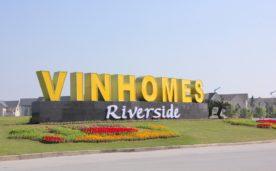 BIỆT THỰ VINHOMES RIVERSIDE, 483M, MT 12M, 55 TỶ.