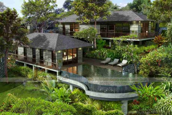 Ưu điểm kiến trúc Biệt thự nhà vườn là gì