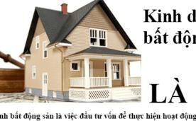 Tìm hiểu về Bất động sản