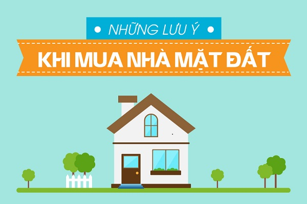 Một vài lưu ý khi mua Nhà mặt phố giá rẻ tại Việt Nam