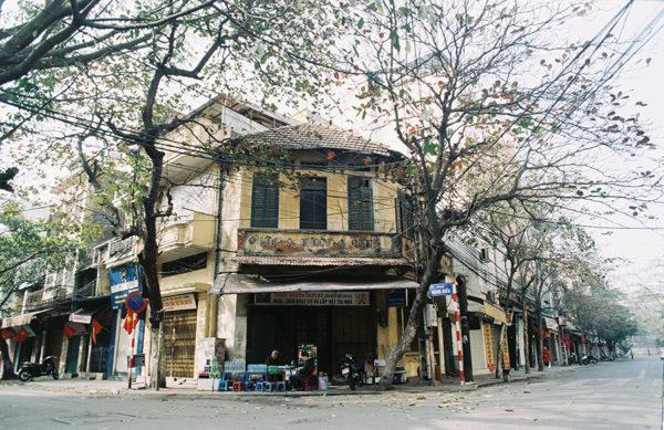Những ngôi Biệt thự cổ Hà Nội có vị trí siêu đắc địa