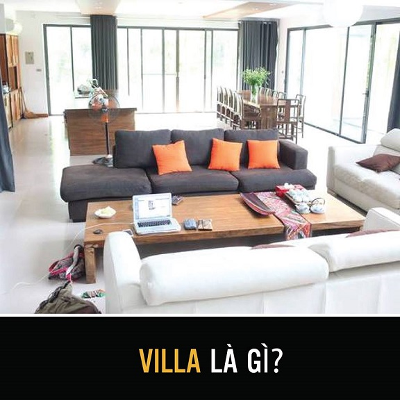 Tất cả thông tin về Villa là gì ???