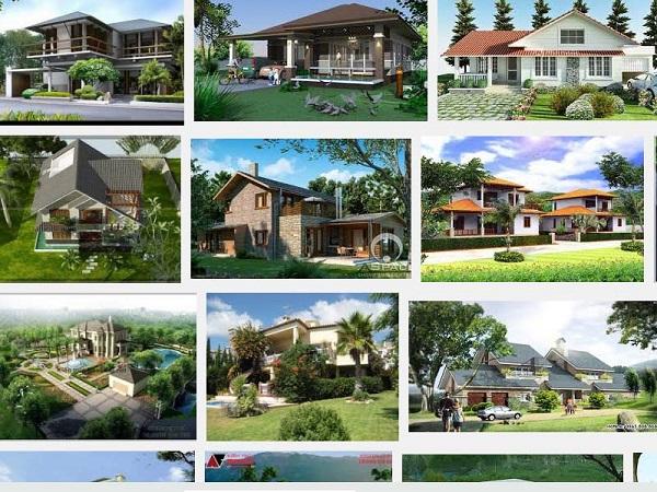 mẫu thiết kế đẹp của Villa là gì tại Hà Nội