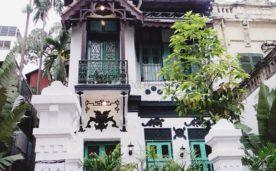Biệt thự cổ Hà Nội