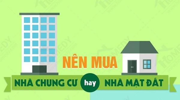 Nhà đầu tư hiện nay mua nhà mặt phố thay vì chung cư cao cấp