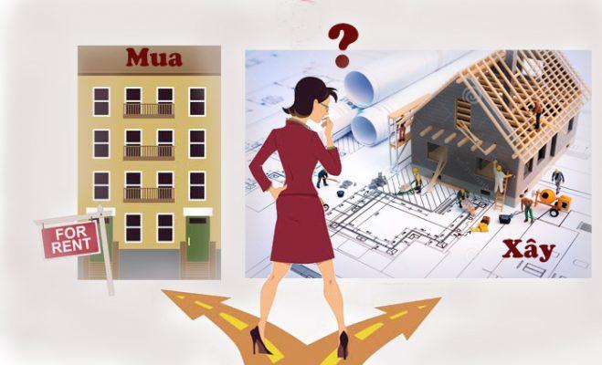 Lý do để chọn mua nhà xây sẵn ngay và luôn