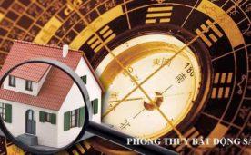 5 nguyên tắc phong thủy bất động sản